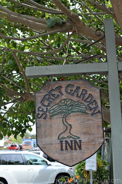 Seaside Wellness Weekend Getaway in Del Mar - Secret Garden Inn