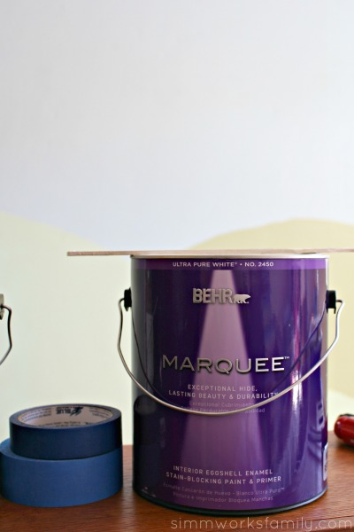 Shared Bedroom Ideas for Brother and Sister - Behr Marquee paint
