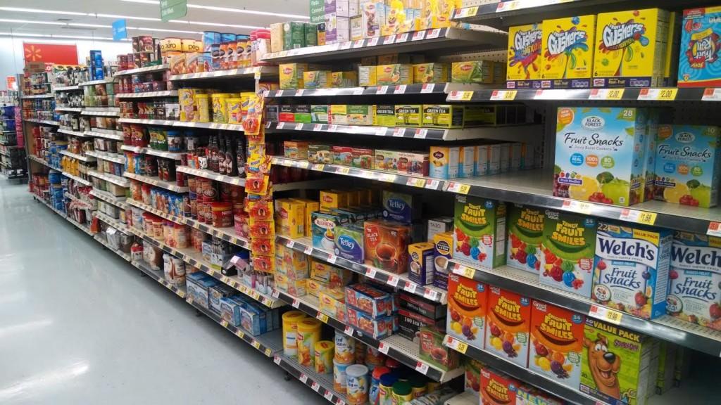 Bigelow Tea at Walmart 2