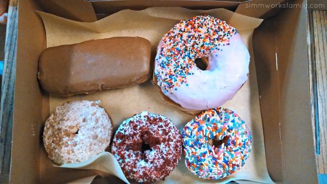 Donut Bar San Diego our selection