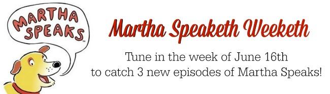 Martha Speaks Martha Speaketh Weeketh