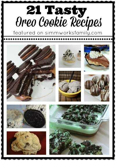 21 Tasty Oreo Cookie Recipes