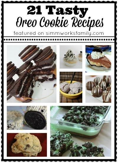21 Tasty Oreo Cookie Recipes
