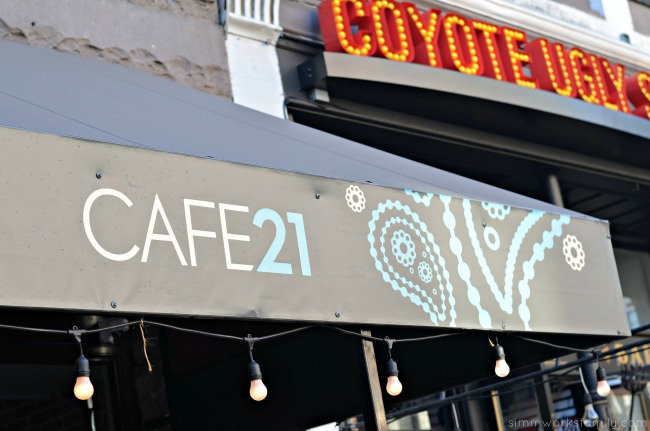 Cafe 21 San Diego - Gaslamp