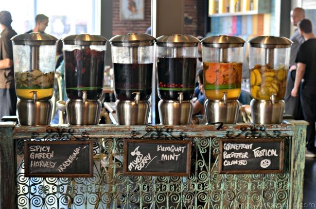 Cafe 21 San Diego - House Sangria
