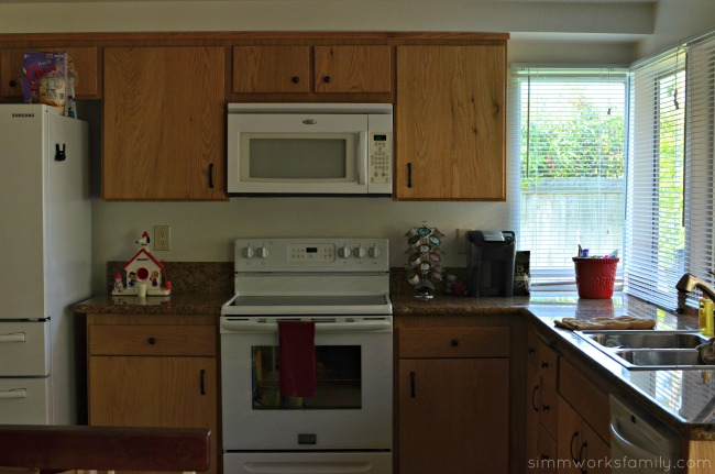 Revamping Old Kitchen Cabinets - outdated cabinets in new kitchen