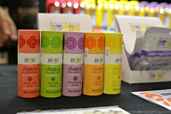 Switching to a Natural Makeup Routine - Aura Cacia Chakra Balancing
