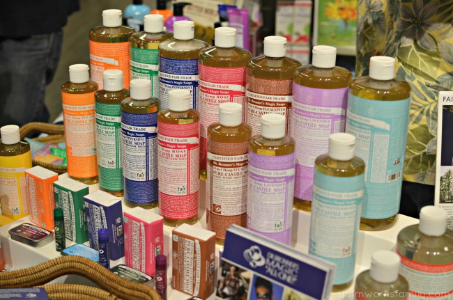 Switching to a Natural Makeup Routine - Dr. Bronner's