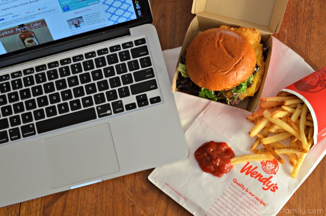 10 Ways to Know You're Grown Up - working through lunch