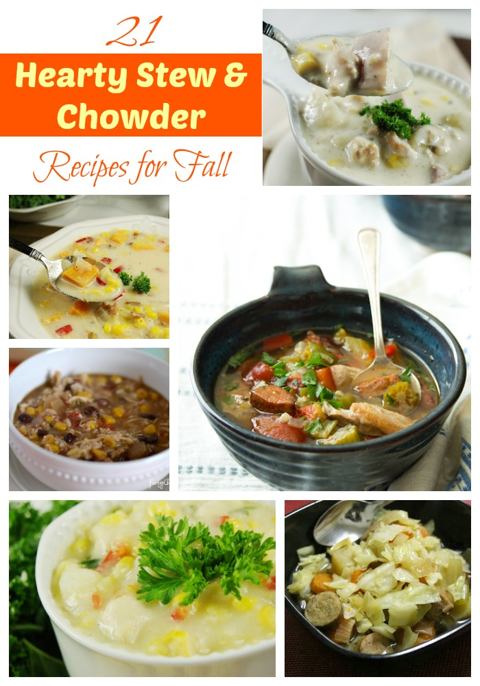 21 Hearty Stew and Chowder Recipes for Fall