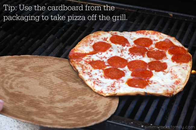 Easy Dinner Ideas On The Grill cardboard tip