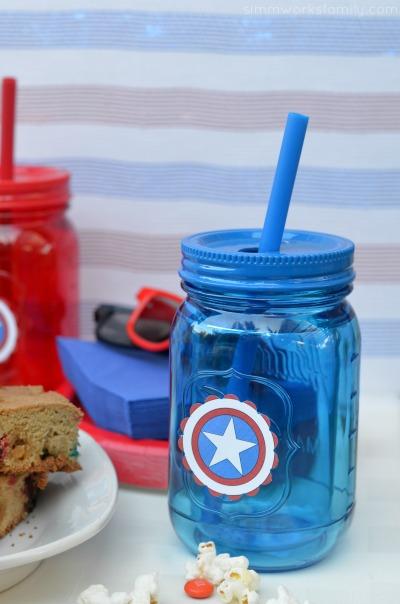 Family Movie Night Snack Recipes - drinks
