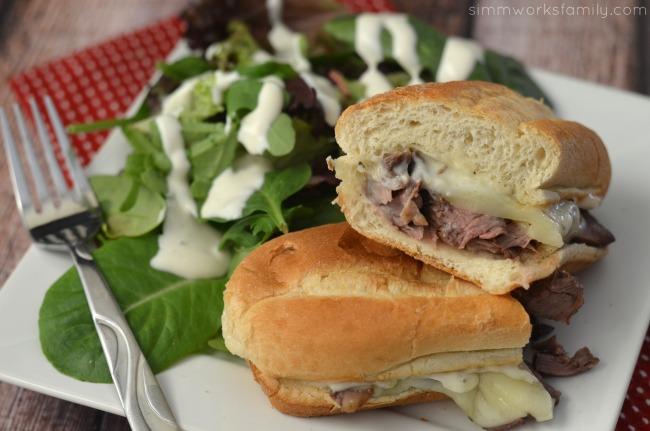 Grilled Steak Sandwich with Garlic Aioli Recipe