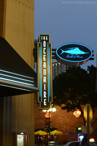 San Diego Restaurant Week - Oceanaire Seafood Room Review