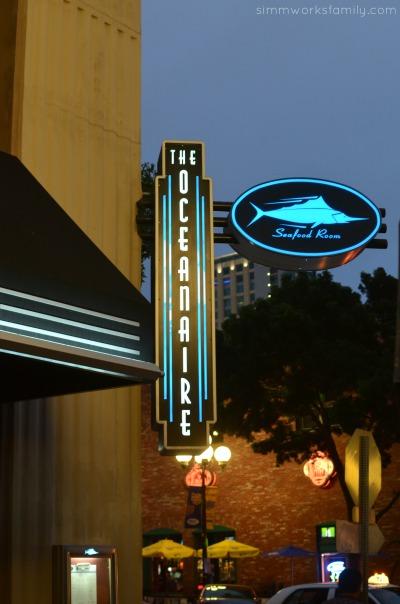 San Diego Restaurant Week - Oceanaire Seafood Room Review