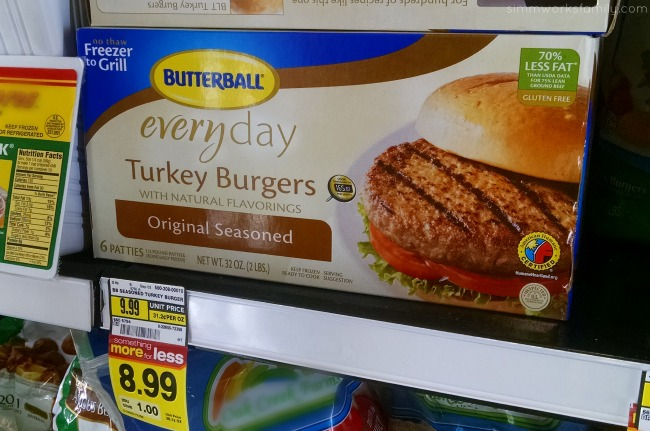 The Ultimate Thanksgiving Turkey Burger with Butterball Turkey Burgers
