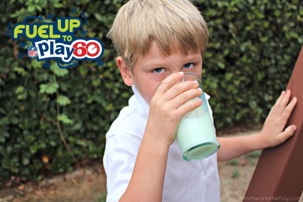 Fuel Up to Play 60 - empower students to take charge in making small, everyday changes at school.