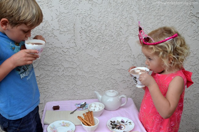 How to Be A Princess 5 Tips for Releasing Your Inner Princess - enjoy time with friends