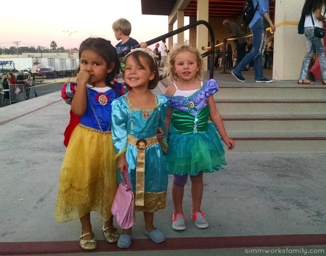 How to Be A Princess 5 Tips to a Princess Makeover - invite friends over