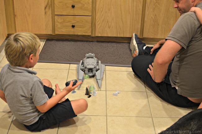 Star Wars Rebels Star Destroyer from Hasbro