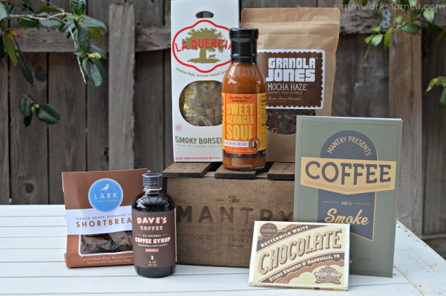 Great Gift Ideas for the Whole Family - mantry crate