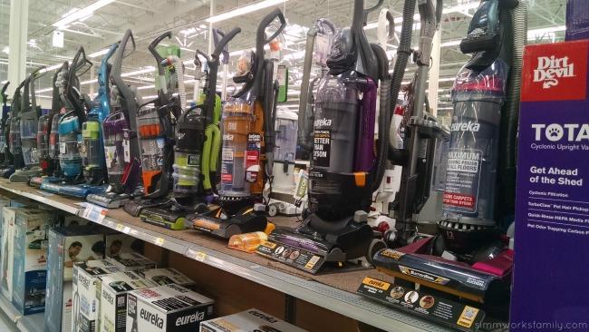 Kids Cleaning Tips - Eureka SuctionSeal 2.0 at Walmart