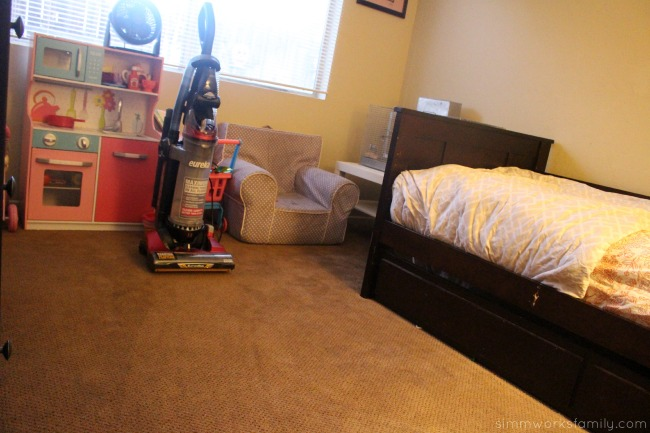 Kids Cleaning Tips - clean bedroom