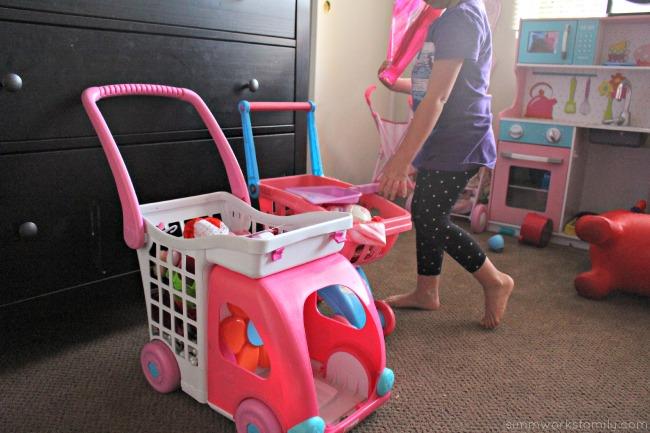 Kids Cleaning Tips - make things fun