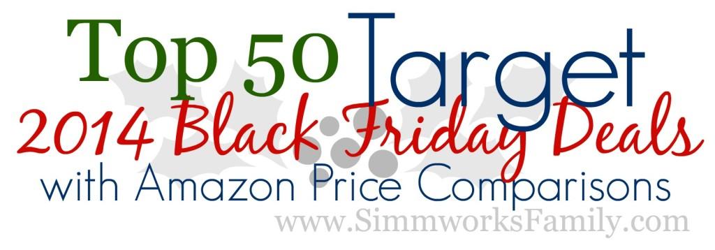 Top 50 Target Black Friday Deals