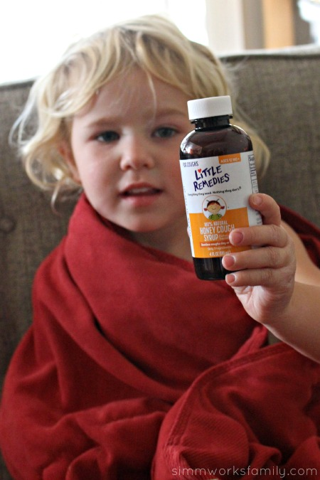 What to Stock in your Medicine Cabinet - Honey Cough Syrup