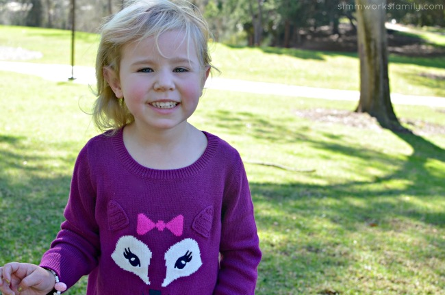Winter Play Dates in San Diego with Gymboree - a little sly fox