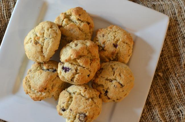 Coffee Gift Ideas plus a Berry Scones recipe