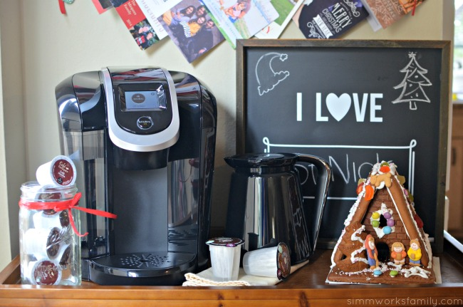 Coffee Gift Ideas with Keurig 2.0 and K-Cup packs