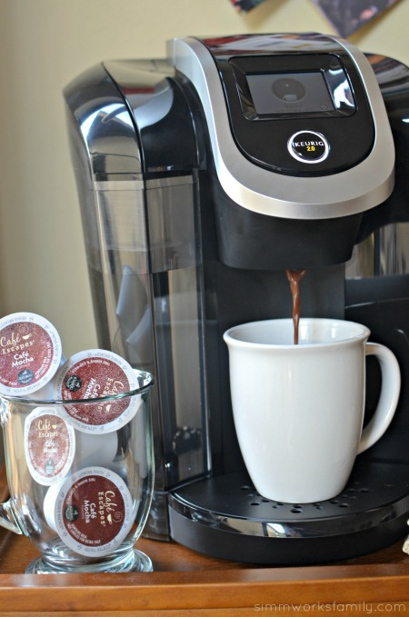 Coffee Gift Ideas with Keurig 2.0 brewing