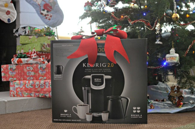 Coffee Gift Ideas with Keurig 2.0 gift