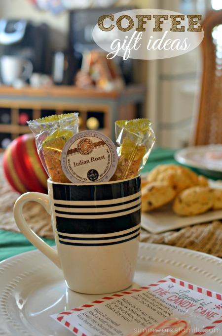 Coffee Gift Ideas plus a Berry Scones Recipe & Coffee Gift Ideas with Keurig 2.0 plus a Berry Scones Recipe