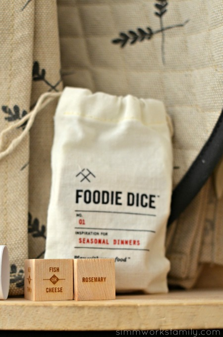 Give the Gift of Cooking Classes with Groupon - food dice