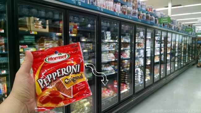 Hormel Pepperoni at Walmart