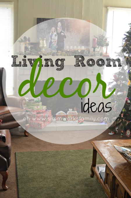 Living Room Decor Ideas with Mohawk