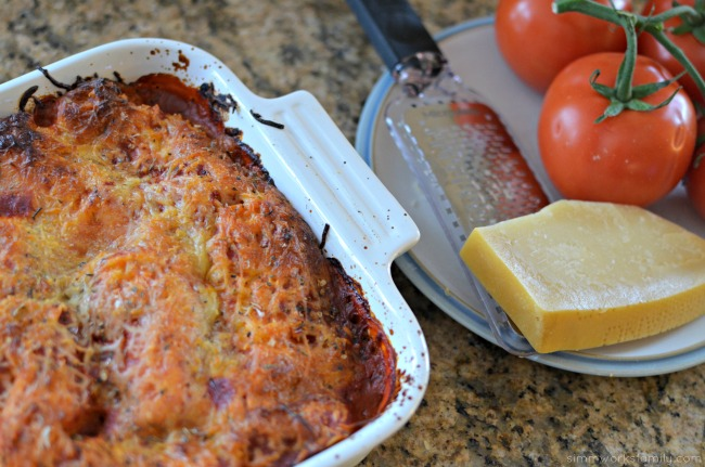 Pepperoni Recipe Ideas Pepperoni Lasagna Roll Ups baked