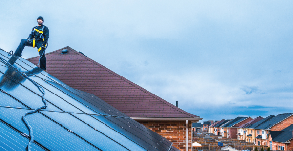 Pure Energies Solar Panels - 3 Ways to Create a Sustainable Home