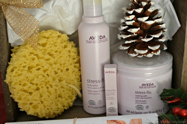The Perfect Pampering Gift Set - Aveda Stress Fix
