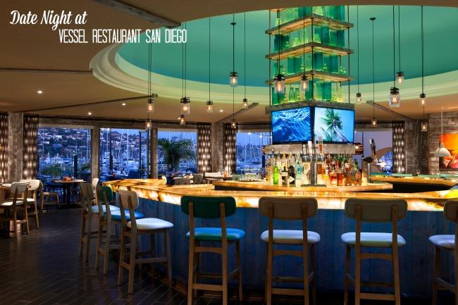 Vessel Restaurant San Diego - Bar