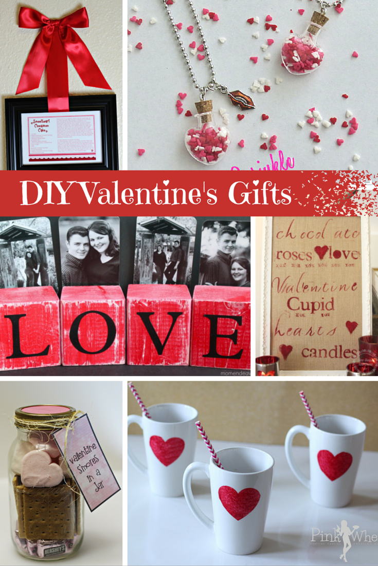 Homemade Valentines Day Gifts