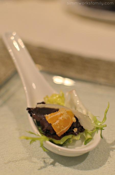 San Diego Restaurant Week 2015 - The Grant Grill amuse bouche