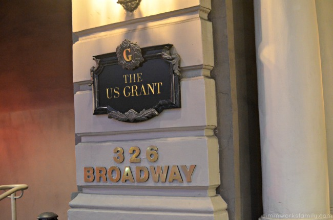 San Diego Restaurant Week 2015 - The Grant Grill at US Grant