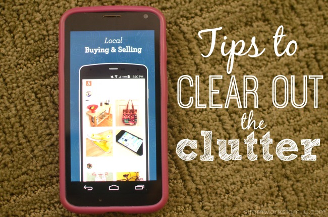Tips to Clear Out The Clutter with Close5