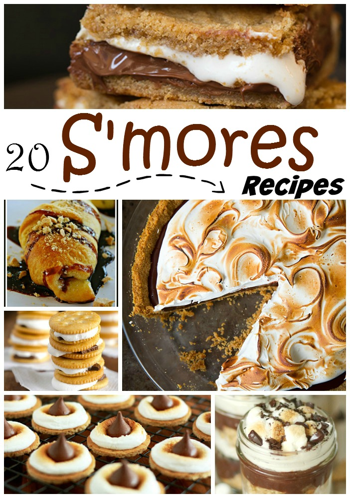 20 smores recipes