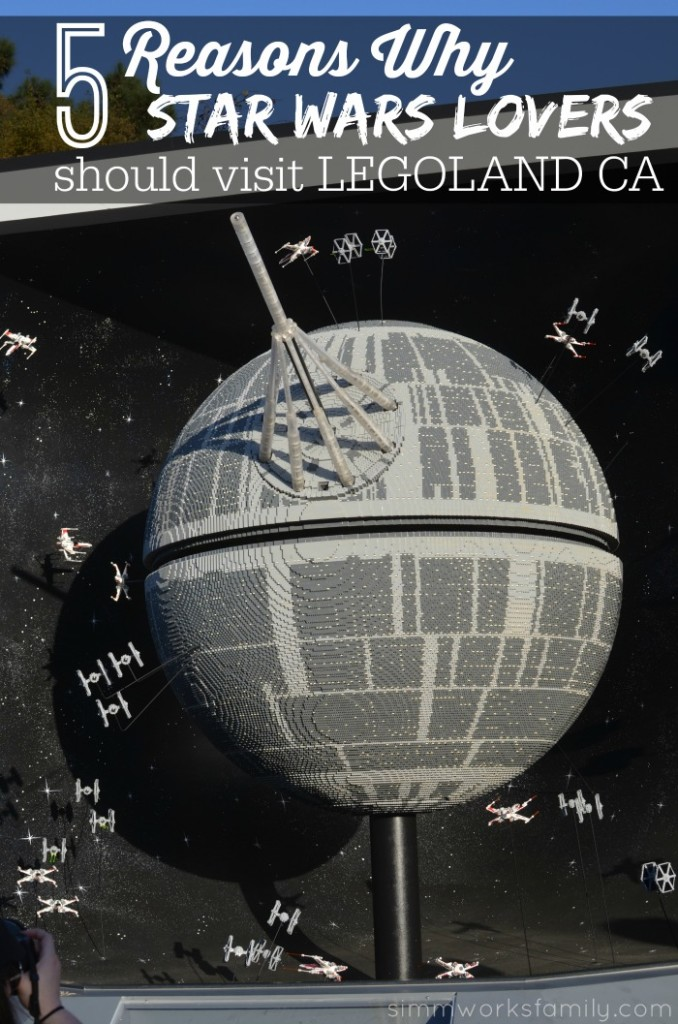 5 Reasons Why Star Wars Lovers Should Visit Legoland California