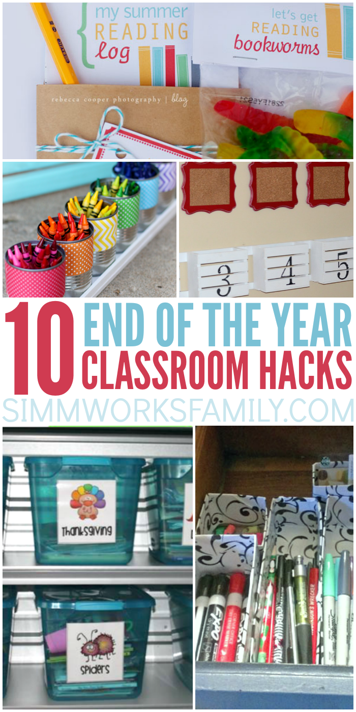 10 Classroom Hacks for Teachers